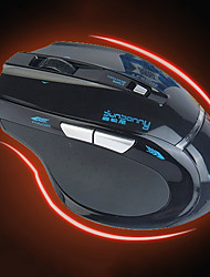 SUNSONNY SR-8328 Optical Standard Wireless2.4G Mouse 1800DPI