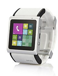 Android Smart Watch Phone EC309 - 1.54'' Android 4.0 Dual Core Capacitive Touch Screen (Camera,WIFI,Play store,MP3/MP4)