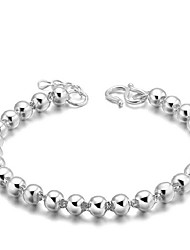 XSJ Women's 925 Silver High Quality Handwork Elegant Bracelet Christmas Gifts