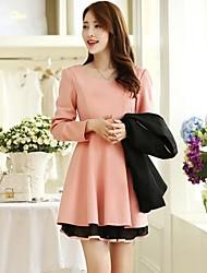 Women's Temperament Simple Dress