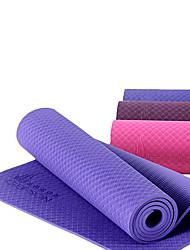 6Mm Yoga Mat Tpe Mother Long Padded Non-Slip Mat