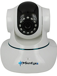 Caméra SunEyes SP-T03WP Wireless Pan / Tilt IP avec TF (IR Nuit Vsion, CUT IR, détection de mouvement, audio bidirectionnel, P2P)