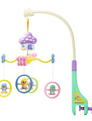 Wind Up Musical Rotating Bed Bell Baby Infants Children Handing Bed Bell Baby Toys