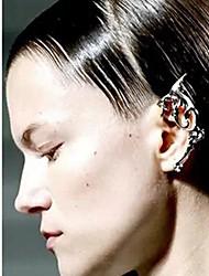 Women's Retro Punk Metal Dragon Earrings