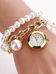 Women's Round Dial   Bracelet Crystal Quartz  Watches C&D-133 Cool Watches Unique Watches