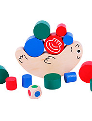 Wooden Snail Balance Baby Educational Toys