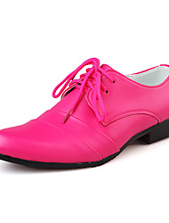 TPU Red Dress Shoes