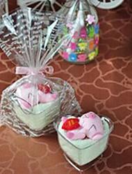 aparelhos banheiro, lindo material de criação toalha forma piggy poliéster, feriado ou presente de aniversário ((cor aleatória)