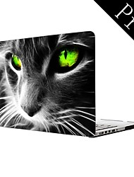 "Colorful Cat Cool Design Full-Body Protective Plastic Case for MacBook Pro 13""/15"" (Non-Retina)"