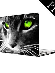 """kleurrijke kat koel ontwerp full-body beschermende plastic geval voor MacBook Pro 13 """"/ 15"""" (non-retina)"""