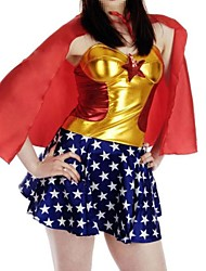 super-héros Miss America costume de femmes