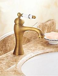 torneira pia do banheiro com acabamento em bronze antigo projeto antigo torneira