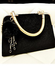 DLH ®  2014 New Ladies Fashion Shoulder Bag Handbag splicing package stereotyped package ZZ-1007