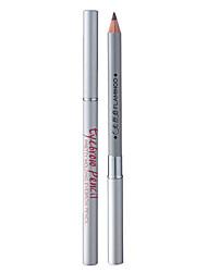 glamour moldagem à prova d'água lápis de sobrancelha duradoura com escova de sobrancelha