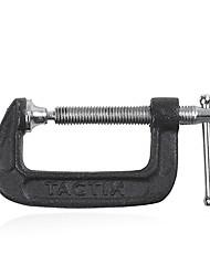 """50 mm (2 """") c grapa conformada resistente clip de retención carpintería tactix"""