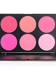 6 Color Makeup Collection Blush