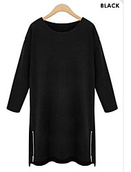 moda vestido delgado de las mujeres (más colores)