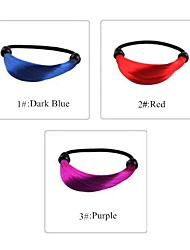 Bohemian Simple Beauty Braid Hair Bands Rope Stretch Rope(3 Colors:1#:Dark Blue/2#:Red/3#:Purple)