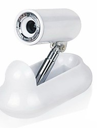 potabile 12.0MP webcam HD con cavo USB 2.0