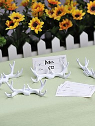 Plastic Place Card Holders 4 Standing Style Gift Box