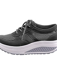 Zapatos de mujer ( Gris Piel