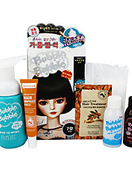 Dr. Post  Bubble Hair Color #7 Black 1set
