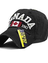 Unisex's Canada Korean fashion baseball hat