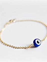 Le bracelet de l'oeil des femmes