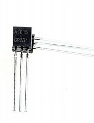 3 pinos triodo transistor A1015-92 (50pcs)