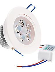 zdm ™ 5W 5 alta potência levou 350 lm branco fresco branco morno / branco / natural, levou as luzes do tecto ac 220-240 V