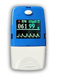 Contec Fingers Oximetry (Pulse Oximetry) Color Display CMS - 50 c