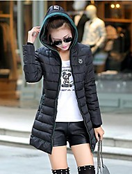 yibeier® vrouwen rits toevallige slanke warme jas
