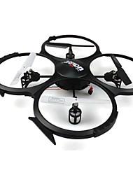 udi 2,4 g 4 ch rc Hubschrauber mit Gyro / LED-Licht / 360 Dreh u818a