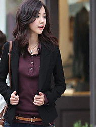 Women's Slim Fashion Outwear