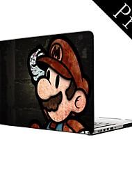 "Cartoon Design Full-Body Protective Plastic Case for MacBook Pro 13""/15"" (Non-Retina)"