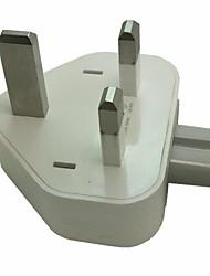 ac parede amovível uk plugue cabeça carregador adaptador de alimentação para ipad / iphone 5