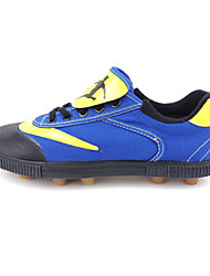 Men's Soccer Shoes Synthetic Blue/White