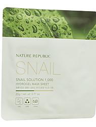Nature Republic  Snail Solution 1000 Hydra Mask 1pc