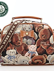 DAKA BEAR® Fashion Ladies Handbag Shoulder Bag Messenger Bag