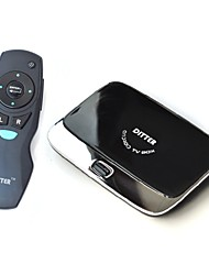 DITTER T27 RK3188 Quad-Core Android 4.2 Google HD TV Player with 2GB/DDR3, 8GB ROM + Air Mouse