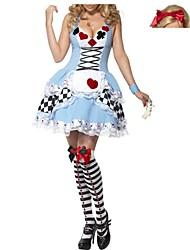 alicia reina sexy dama de vestir de la mujer traje de halloween m, l, xl, xxl