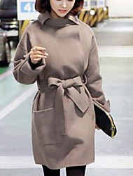 la mode manteau de laine en vrac des femmes jansa ™