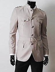 fahsion cappotto tunica cinese uomini