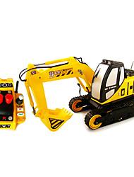 Goldlok 2803-02 mittlerer Größe rc Auto Elektrobagger Fernbedienung Spielzeugauto mit Licht-Sound