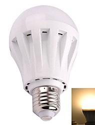 5 pcs E26/E27 2.5 W 9 SMD 2835 200LM LM Warm White LED Filament Lamps AC 220-240 V