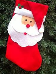 calze di Natale con 2pcs di grandi dimensioni