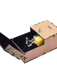 neje inútil brinquedo caixa de máquina totalmente montada com o logotipo