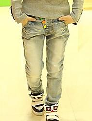 Boy's Houndstooth Pocket Pants