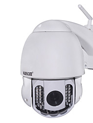 Wanscam® PTZ Outdoor IP Camera 720P Day Night Waterproof Wifi P2P