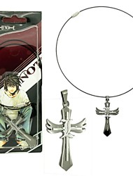 death note l collier symbole de la croix